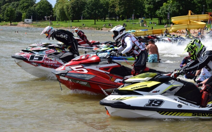 Vandens motociklų sportas