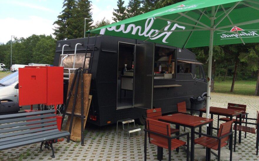 Kaunas opens for more street food