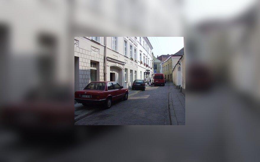 Vilnius, gatvė