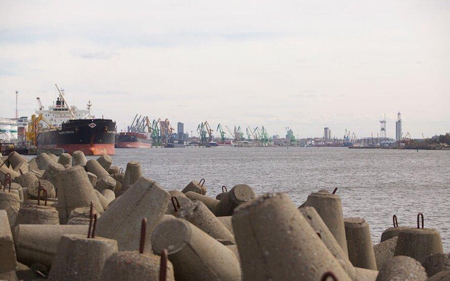 Vėl siūlo dalį uosto teritorijos skirti gyvenamajai statybai
