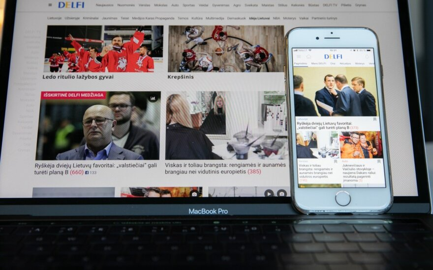 Medijų forume bus aptarta Lietuvos žiniasklaidos finansinė aplinka