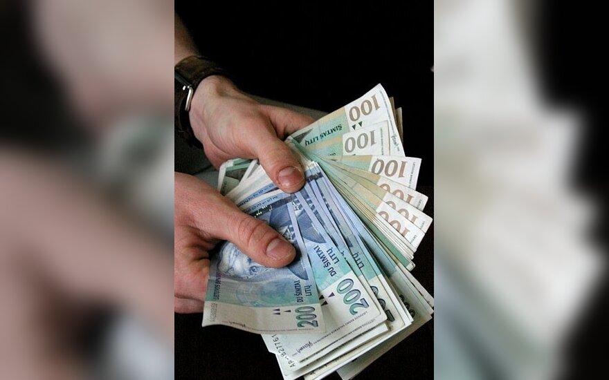 Maksimali valstybės garantija verslo skatinimo paskoloms – 80 proc.