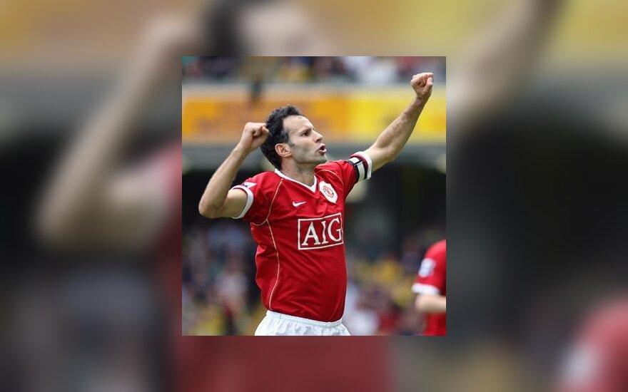 Ryanas Giggsas (Manchester United)