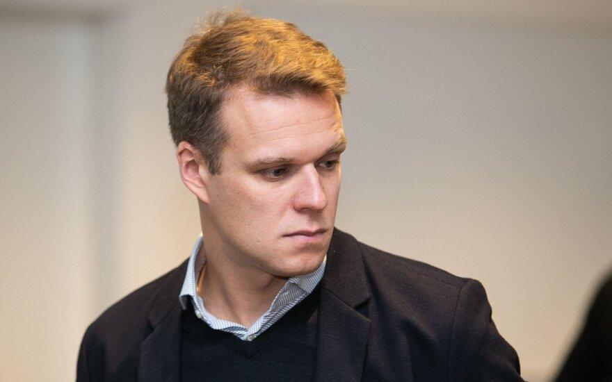 TS-LKD lyderis kritikuoja Skvernelį: viskam pritaria, bet niekuo Nausėdai nepadės
