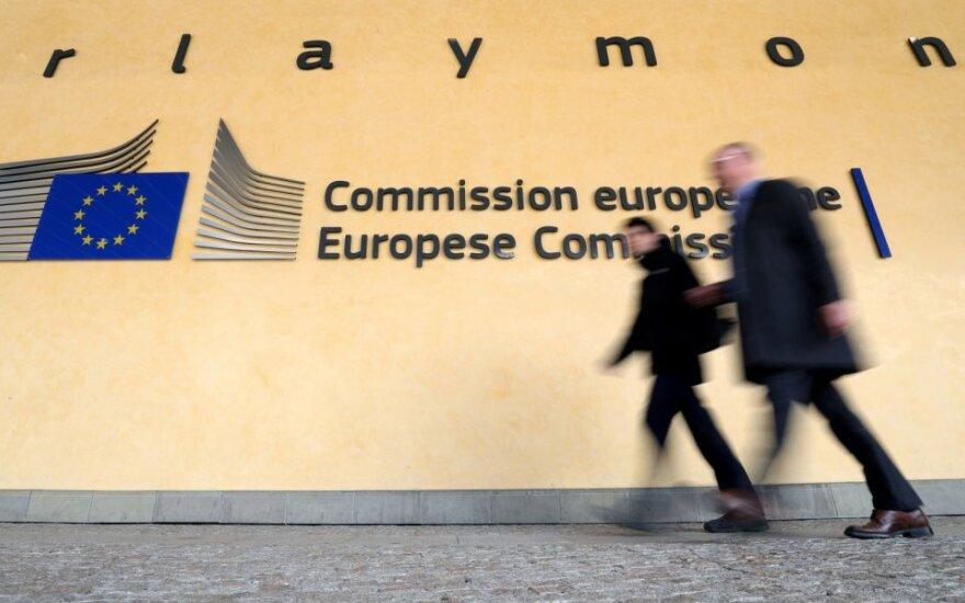 Europos Komisijos būstinė Briuselyje