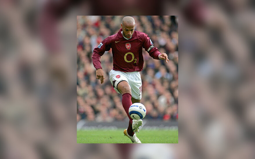 "Thierry Henry (""Arsenal"")"