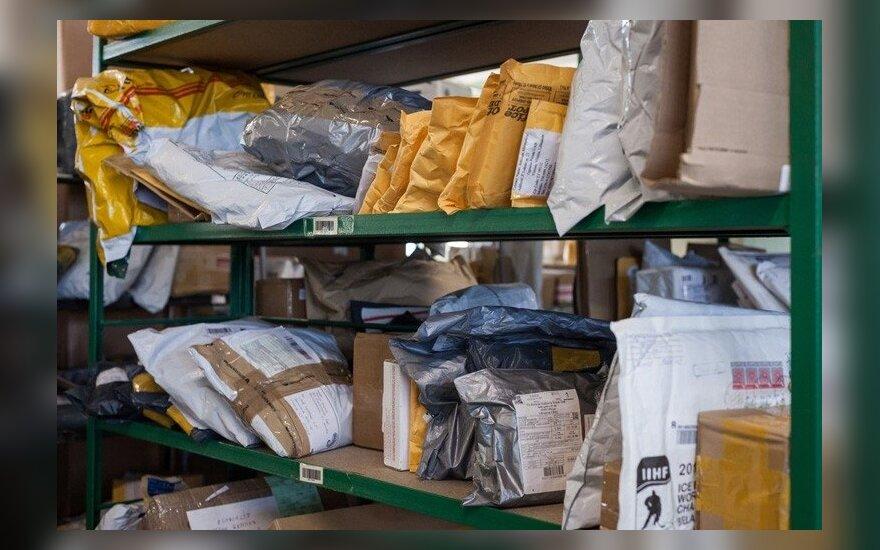 Daugiausia pašto siuntų su narkotikais į Lietuvą atkeliauja iš Olandijos