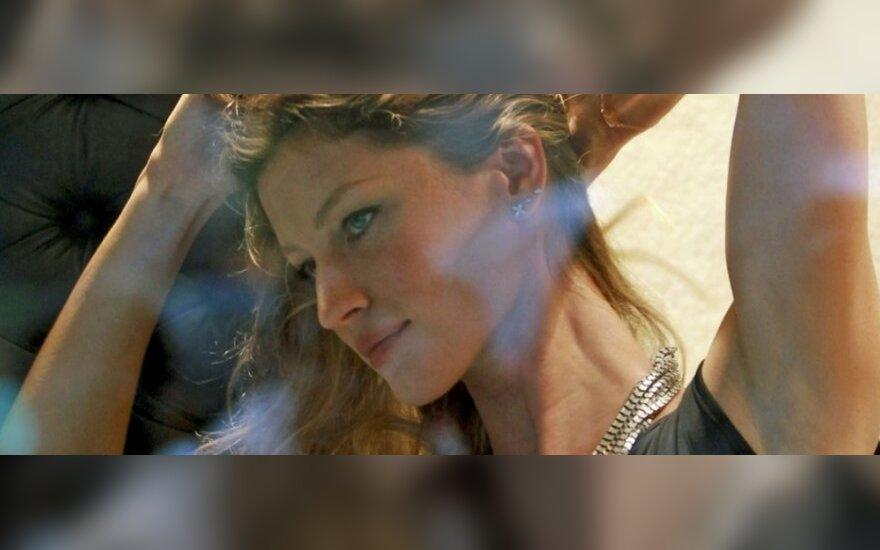 Brazilų modelis Gisele Bundchen