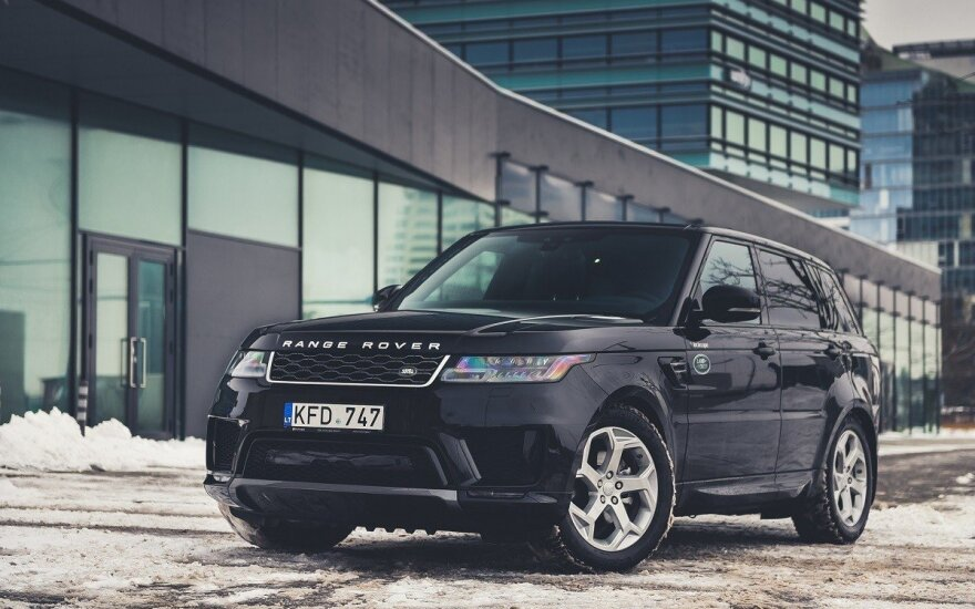 """Range Rover Sport"""