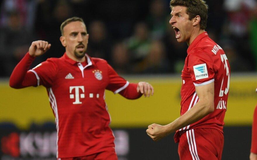 Thomas Muelleris, Bayern puolėjas
