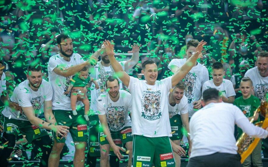 LKL: ar tai čempionatas, jei neprasidėjus sezonui jau žinomas nugalėtojas?