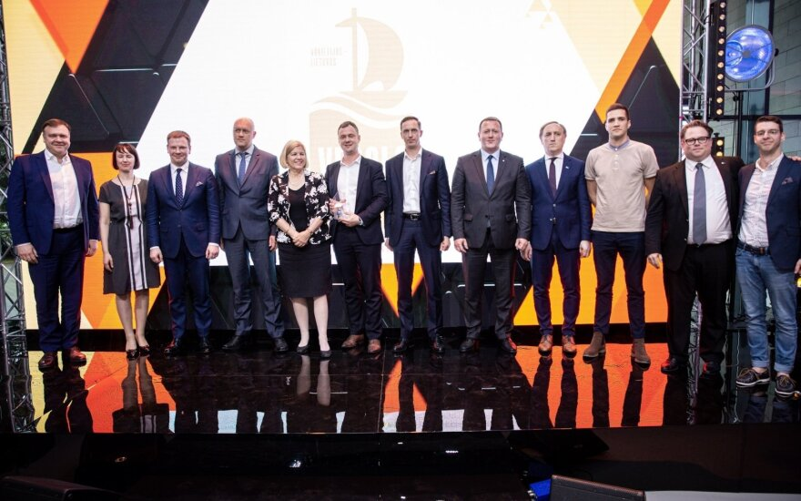 Vokietijos - Lietuvos verslo apdovanojimai