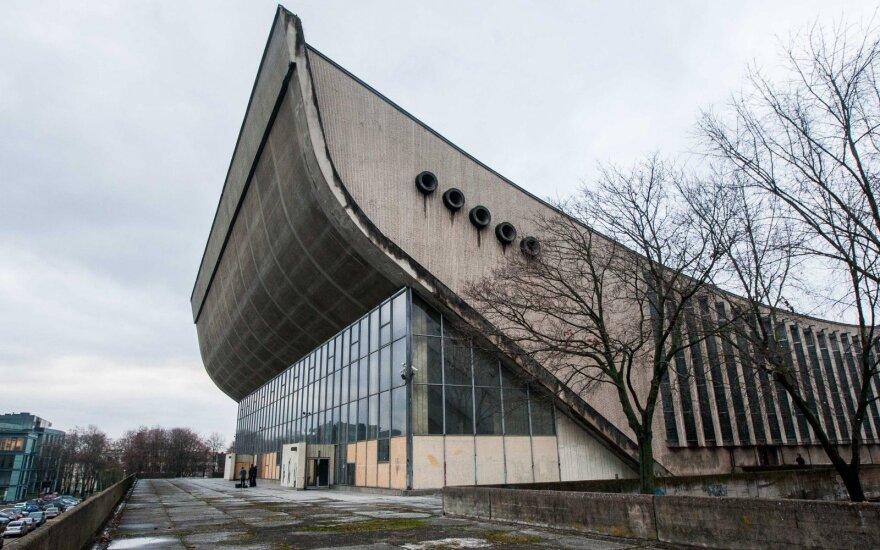 Atidedamas Vilniaus kongresų centro operatoriaus konkursas