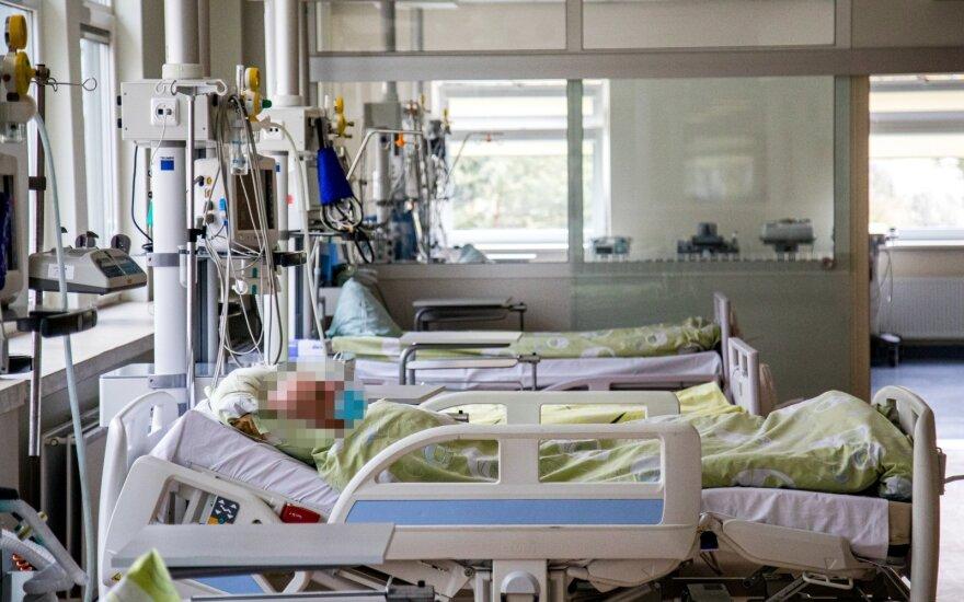 Lietuva išlieka pirma ES pagal užsikrėtimą COVID-19 ir trečia pagal mirtis