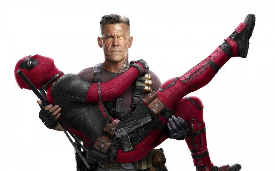 "Filmas ""Deadpool 2"""