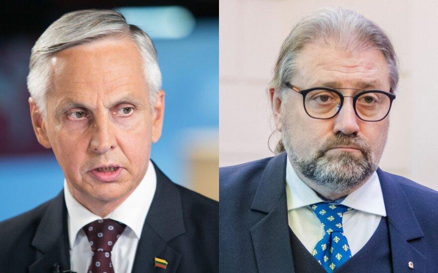 Račkauskas: Panevėžys netaps korupcijos bylos įkaitu
