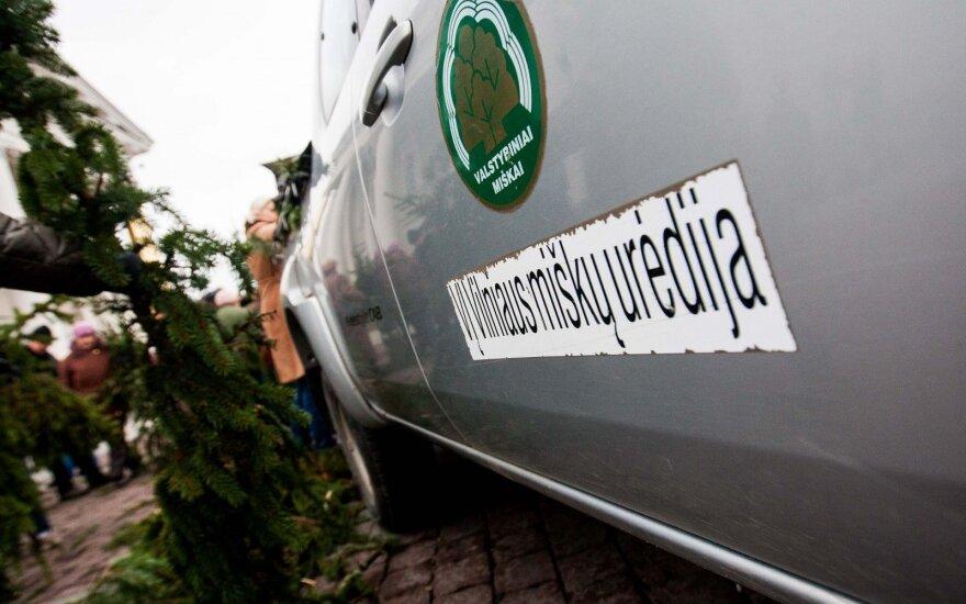 Seime – dar vienas bandymas priimti Miškų įstatymą