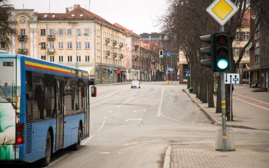 Klaipėdos valdžia sprendžia, ką daryti su istoriniu pašto pastatu senamiestyje