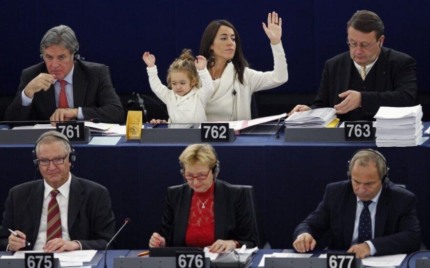 Europos Parlamento nariai
