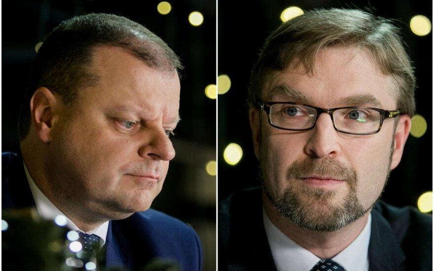 Laiškas Skverneliui ir Kukuraičiui: apie jūsų pensijų projektėlį, kurio, regis, patys nesuprantate