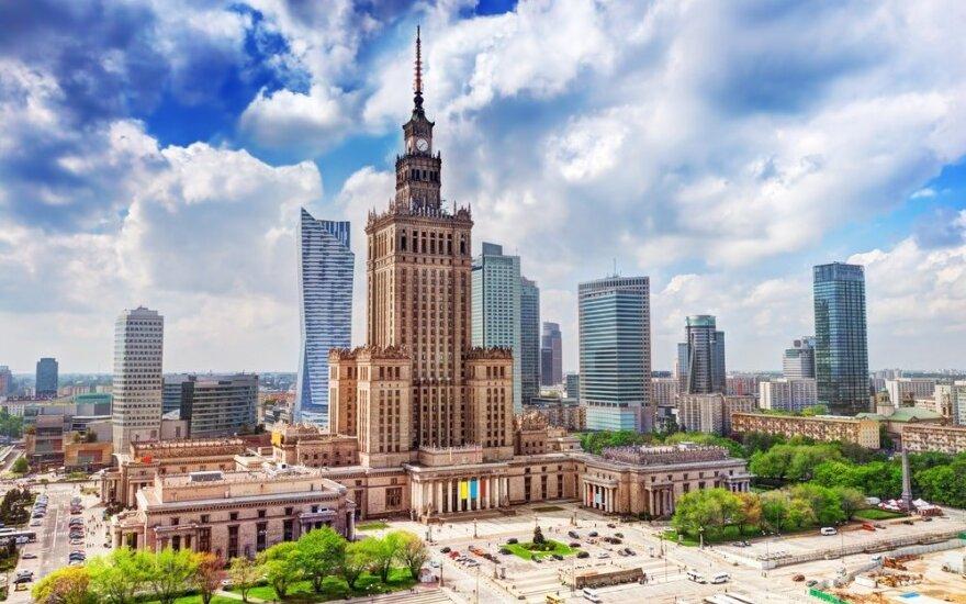 Lenkijos teisėjai apkaltino vyriausybę politizuojant teisėtvarką