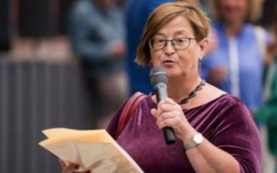 Ruth Leiserowitz, Thomo Manno kultūros centro nuotr.