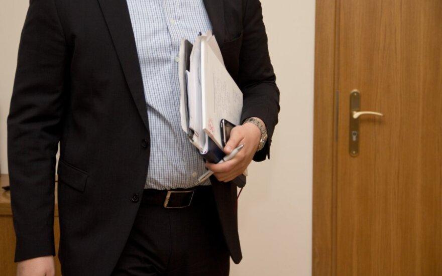 Siūloma sustiprinti akcinių bendrovių valdybas