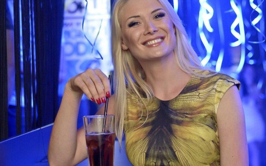 Natalija Bunkė. Domo Lukausko nuotr.
