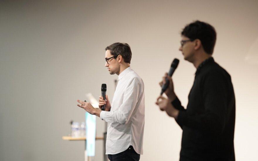 Tomas Ramanauskas ir Kristupas Sabolius