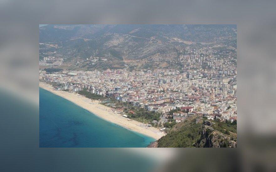 Alanija, Turkija