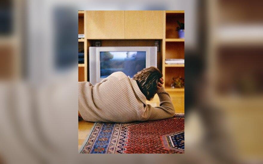 """""""Baltijos TV"""" vadovui skirta bauda už paslėptą reklamą"""