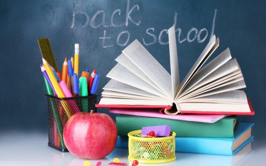 Mokyklinių prekių sąrašas: ko gali prireikti būsimam moksleiviui