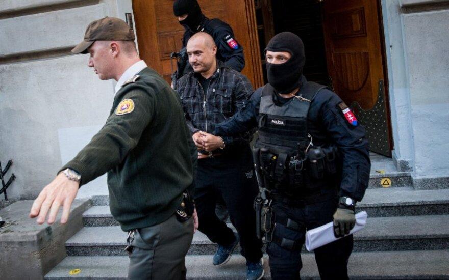 Slovakų žunaliso nužudymu įtariama Tomas Sz.