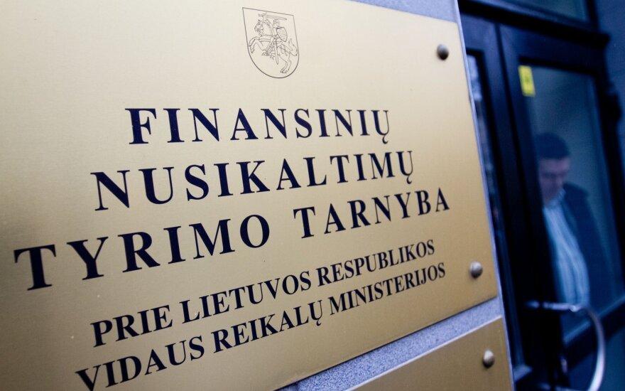FNTT tyrimas: bendrovės vilkikai iš Skandinavijos grįždavo netušti