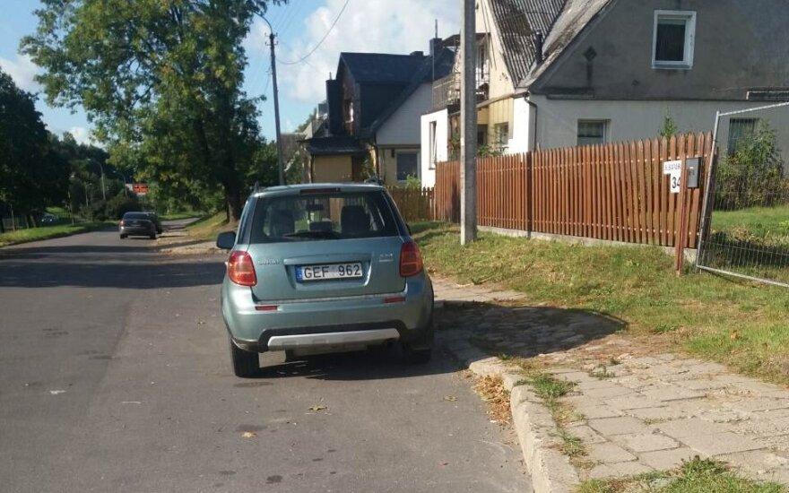 Šeštadienio reidai Vilniuje: daugybė girtų ir suįžūlėję jauni vairuotojai