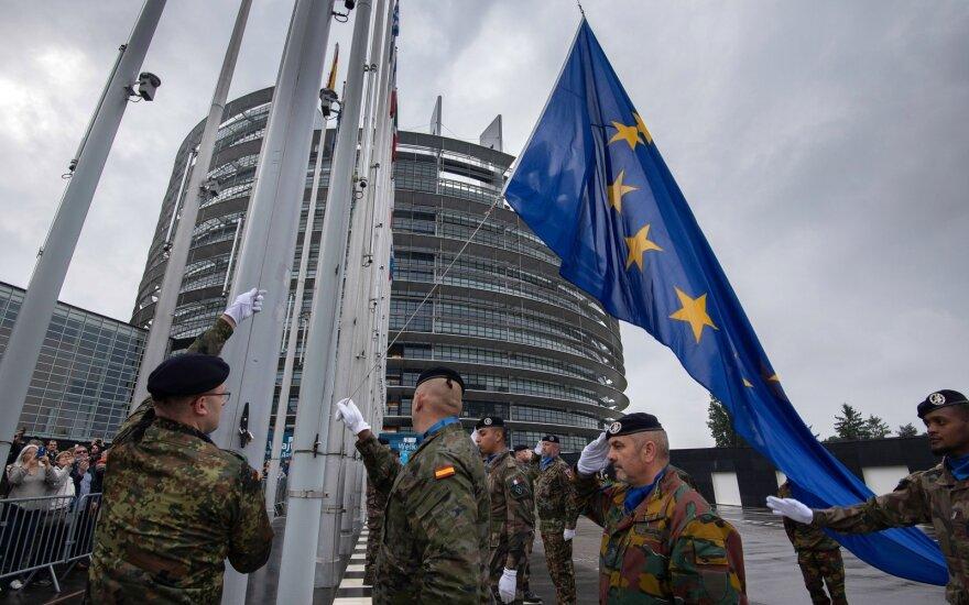 ES įsteigė pirmąsias savarankiškas pasienio pajėgas