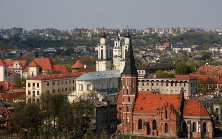 Skelbiamos paliaubos tarp Vilniaus ir Kauno