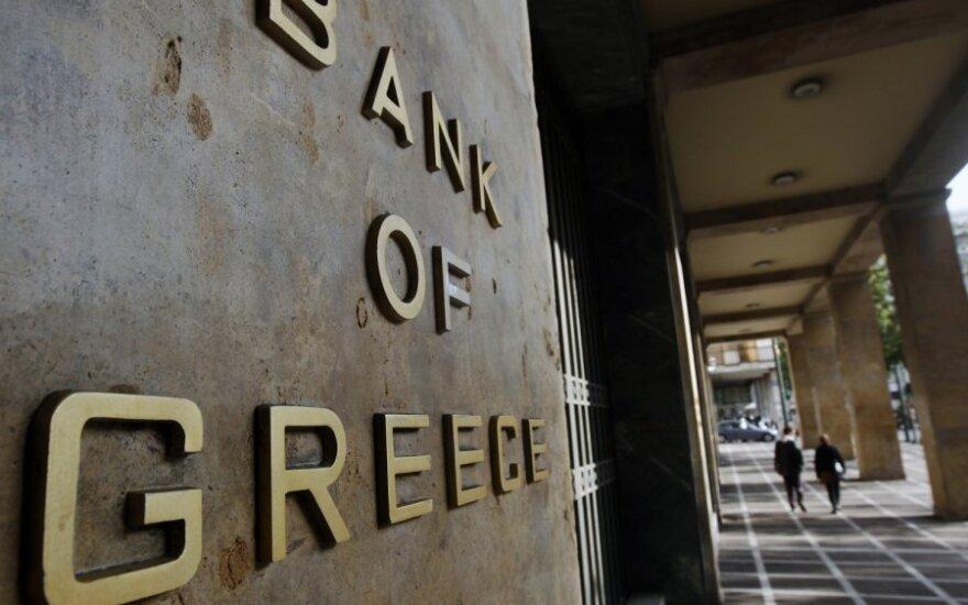 Graikijos deficitas šiemet tikriausiai viršys planinį rodiklį