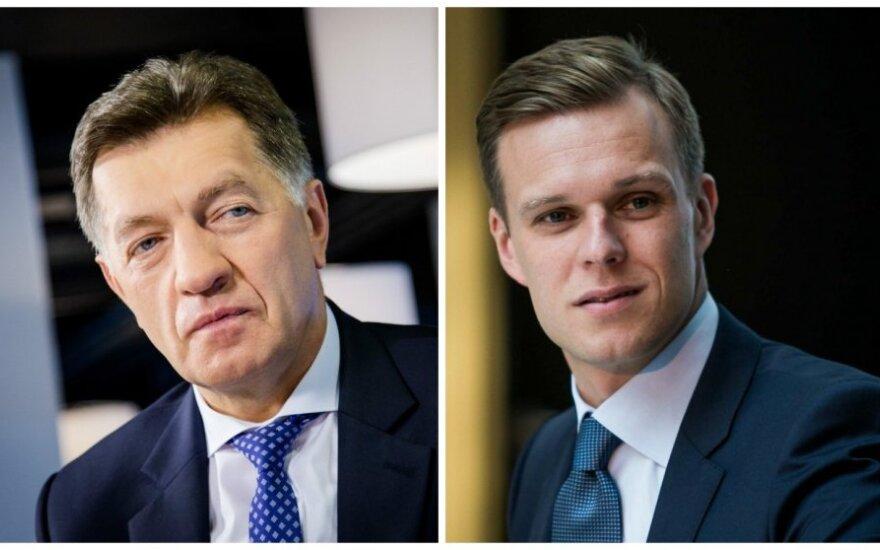 Konservatoriai ir socialdemokratai susikirto, kas atsakingas už skurdą Lietuvoje