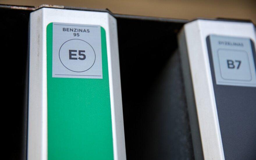 Degalinėse jau atsirado naujas degalų ženklinimas: kaip nepasimesti?