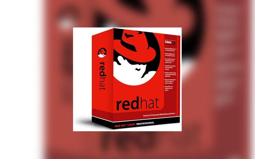 """Red Hat Linux"""