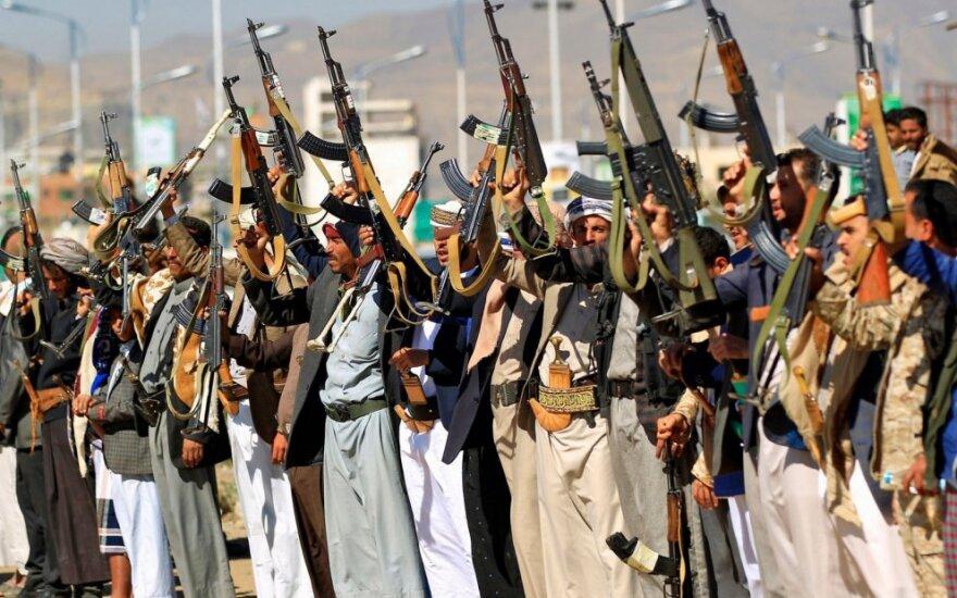 Jemeno husių sukilėliai