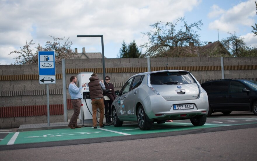Lithuania to spend €10m on electric vehicle network