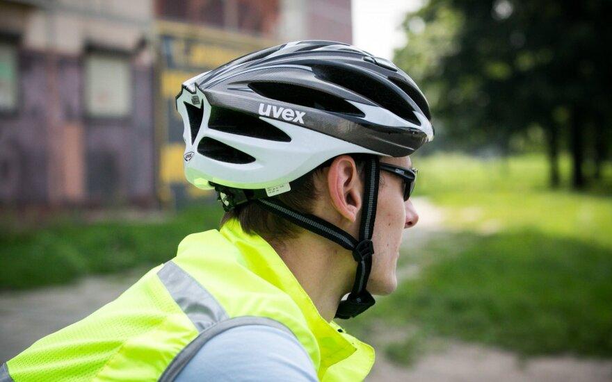 Eismas dviratininko akimis: daugelio problemų nesuprasdavau vairuodamas automobilį