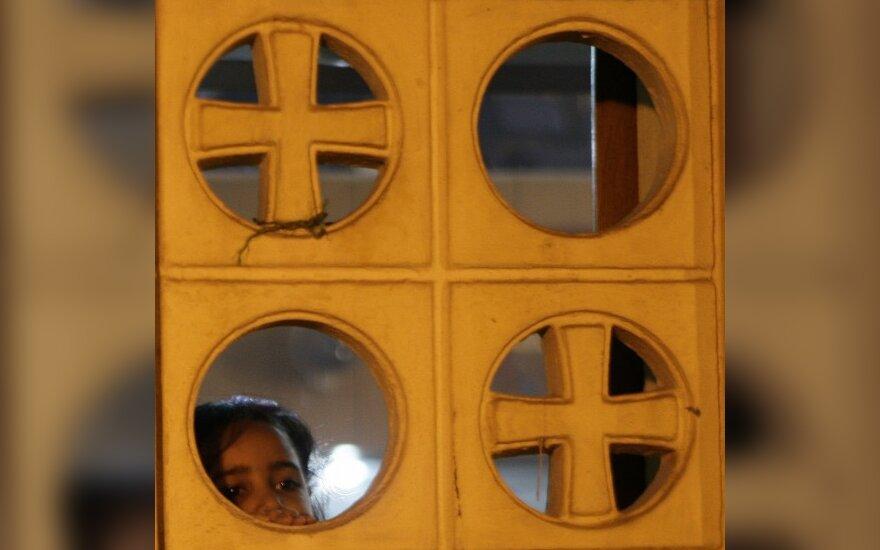 Už išprievartautą mergaitę Egipte nušauti 7 žmonės
