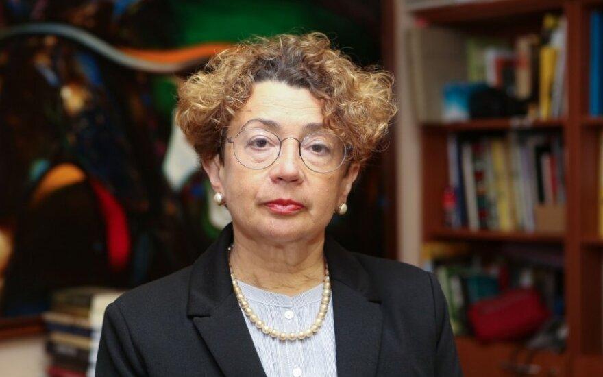 Faina Kukliansky: žydams ir lietuviams būtina apgludinti nesutarimus