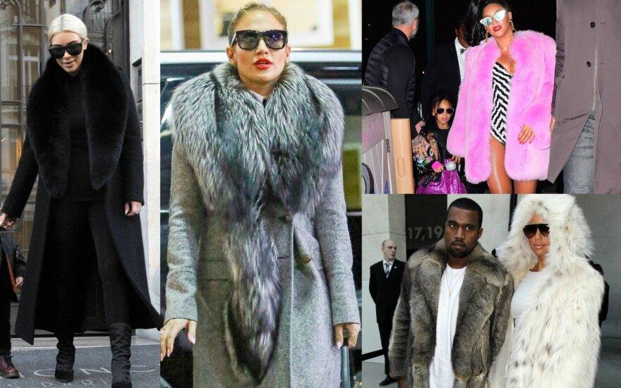 Kim Kardashian, Jennifer Lopez, Beyonce, Kanye Westas, Amber Rose