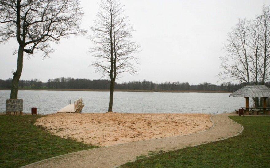 Galuonų ežeras (asociatyvi nuotr.)