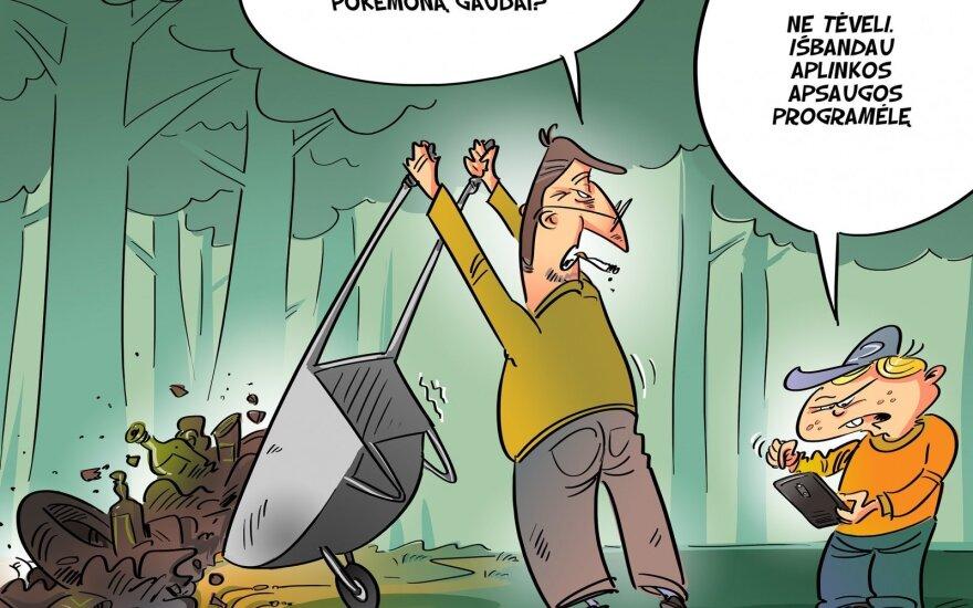 Aplinkos apsaugos pažeidimas
