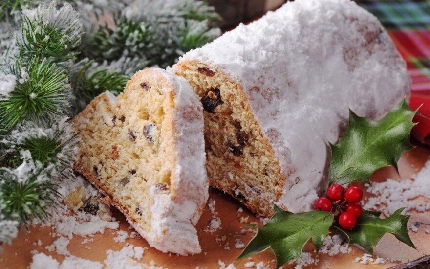 Vokiškas kalėdinis pyragas